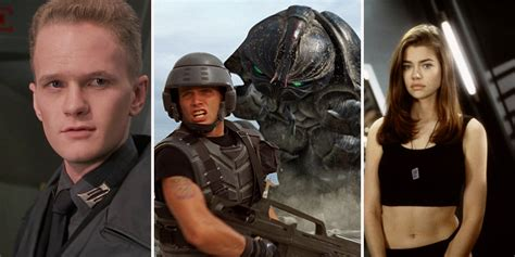 starship troopers starship troopers screen rant
