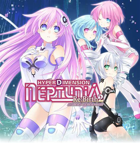 Ps Vita Hyperdimension Neptunia Rebirth2sisters Generation Reg1 hyperdimension neptunia re birth2 generation bomb
