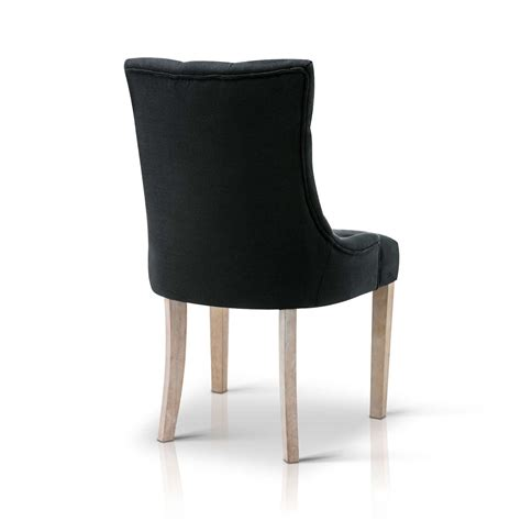 provincial dining chairs australia 141 57 provincial dining chair black