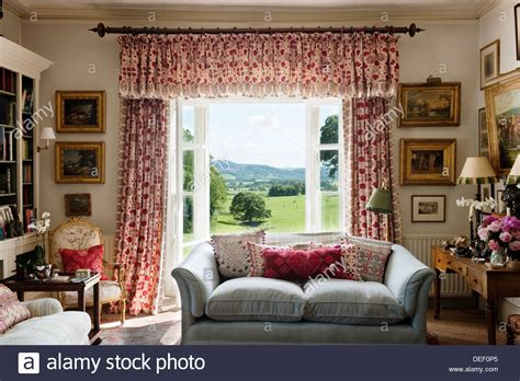 patterned drapes in living room patterned drapes in living room these patterned floral