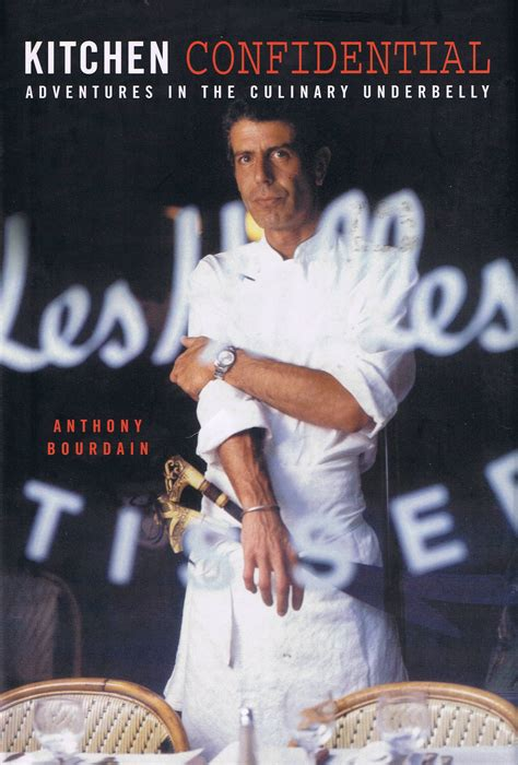 Anthony Bourdain Kitchen Confidential Knives Anthony Bourdain The Toqueland Part 1
