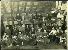 Lumber camp life Logging Camp History