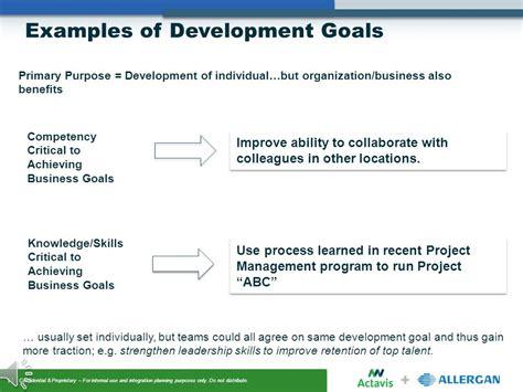 objectives for career development 28 career development goals and objectives exles