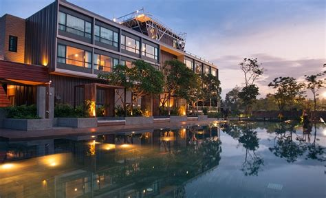 City Lodge Cabins by Hill City Resort Opens In Chiang Mai Thailand