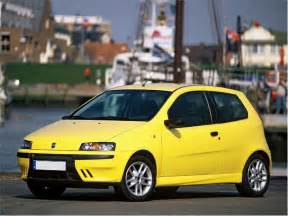 04 Fiat Punto Hooniverse Asks What Car Has The Most Unfair Negative