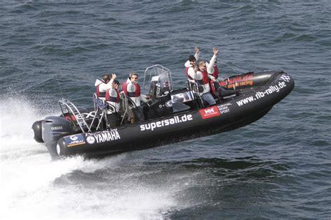 speedboot hamburg ostsee wasser fun paket auf schnellen powerbooten rib