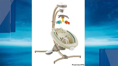 consumer reports baby swings fisher price recalls cradle swings due to fall hazard kabb