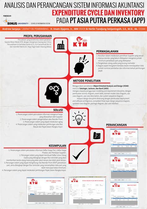 design paramitra indonesia analisis dan perancangan sistem informasi akuntansi