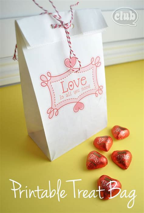 Paper Crafts For Tweens - how to print on paper bags with free printable tween