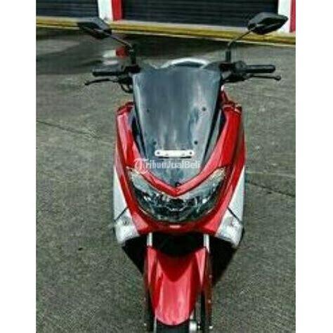 Motor Yamaha Nmax Tahun 2015 motor matic keren yamaha nmax tahun 2015 warna merah bekas