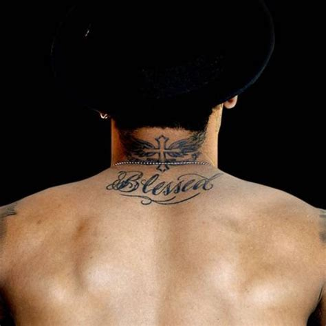 neymar tattoo on chest 17 best ideas about blessed tattoos on pinterest blessed