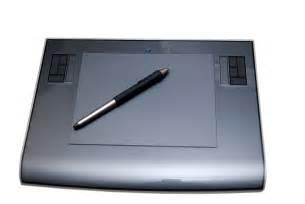 computer drawing pad