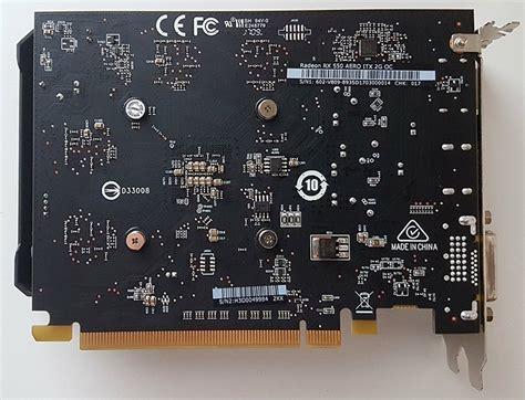 Dijamin Msi Radeon Rx 550 2gb Ddr5 Aero Itx 2g Oc amd radeon rx 550 review relaxedtech