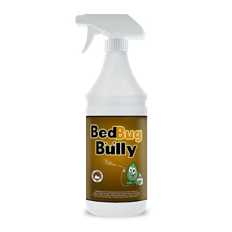 bed bug bully bed bug bully natural bed bug spray 32 oz