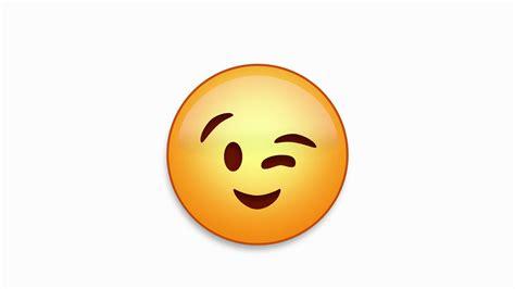 anime emoji winking emoticon www pixshark com images galleries