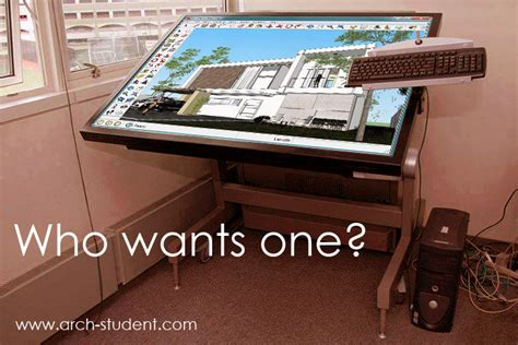 Digital Drafting Table Digital Drafting Table Digital Drafting Tables Ispace Workstation The Way Back Drawing