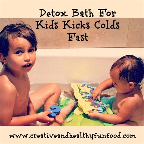 Detox Bath Cold Flu by Kick Colds Fast With A Detox Bath For Detox Baths