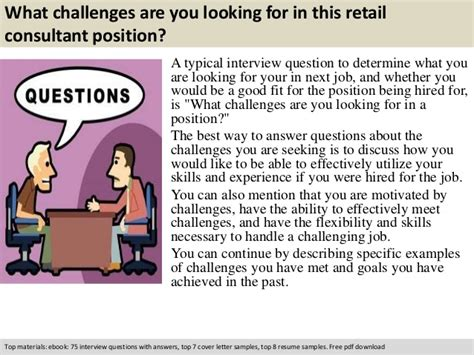 7 typical interview questions for retail jobs dishagyan com