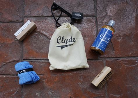 clyde shoe cleaner clyde the cleaning solution you need for all your
