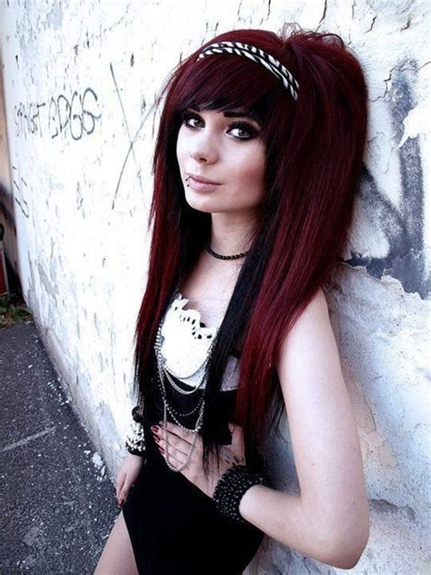hairstyles for selfies 44 amazing emo hairstyles that will blow your mind