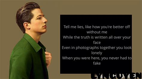 charlie puth i just want to touch you lyrics does it feel lyrics charlie puth chords chordify