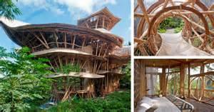 le grand changement construire des maisons en bambou 224 bali