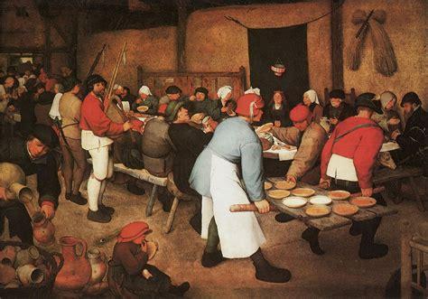 il banchetto nuziale la sala di bruegel al kunsthistorische di vienna rudi