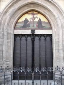 The Wittenburg Door by Lutheranism