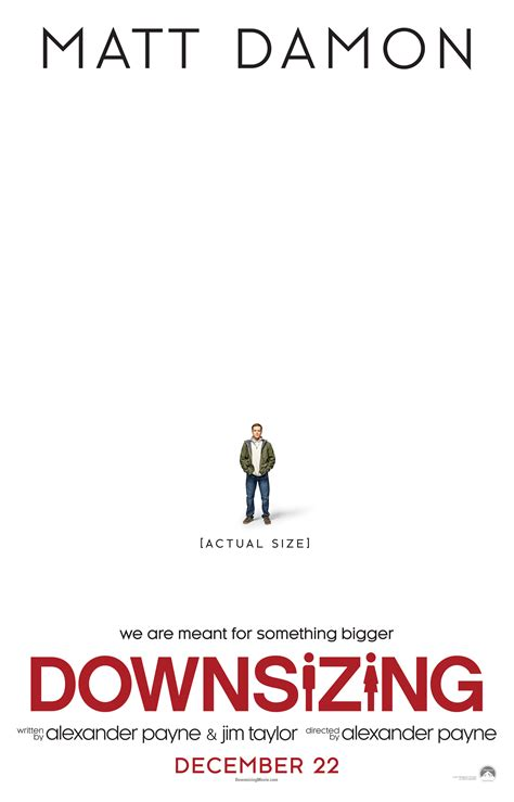 downsizing movie downsizing movie posters from movie poster shop