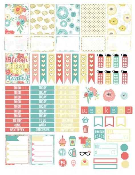 Glam Planner Printables Etsy