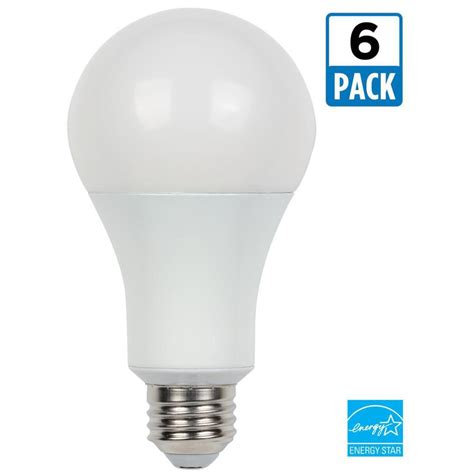 Westinghouse 100w Equivalent Soft White Omni A21 Dimmable Led Light Bulb Pack