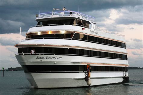 miami lady party boat south beach lady party yacht for special events in miami