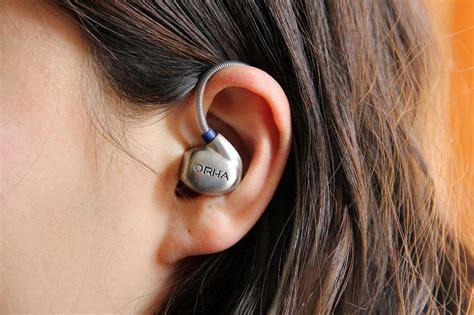 Rha T10i In Ear Headset stainless steel earphones steel earphones