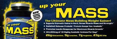 Up Your Mass 46lbs Mhp mhp up your mass 10lbs ganadores de peso protein nutrition nutrici 243 n deportiva