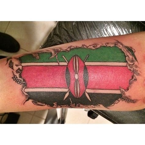 kenya tattoo designs the 25 best kenya flag ideas on kenya africa