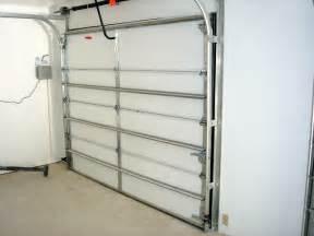 Metal Garage Door Insulation Cowart Door Custom Wood On Steel Garage Door Interiors Traditional Garage By
