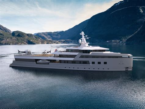 catamaran expedition yacht damen yachts sells second seaxplorer expedition yacht