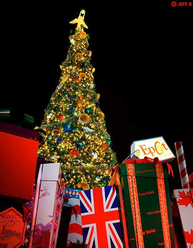 human christmas tree epcot black friday s present idea guide to wdw the