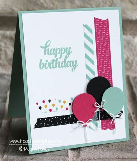 Unique Handmade Birthday Cards - birthday greetings handmade cards 25 unique handmade