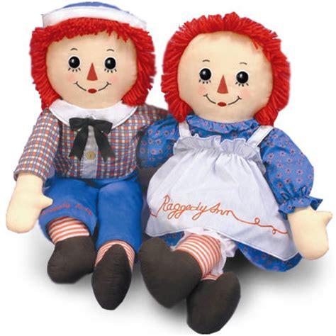 rag doll history dolls witch