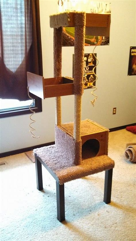 cat furniture diy plans