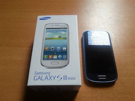 Samsung S3 Mini samsung galaxy s3 mini unboxing test hd