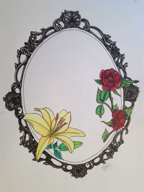 tattoo frame design 35 awesome frame designs