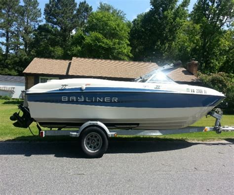 bayliner used boats for sale by owner bayliner fishing boats for sale used bayliner fishing