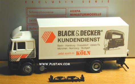 black decker kundendienst pustan herpa modelle seite 1 trucks page 1