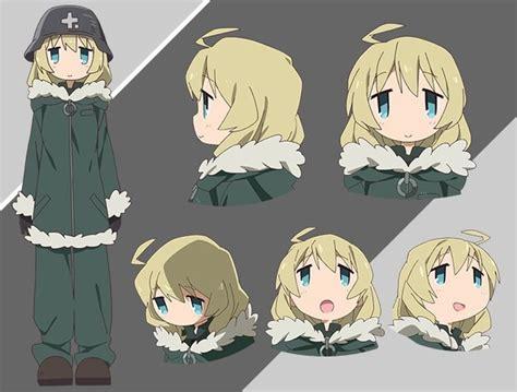 visual terbaru anime shoujo shuumatsu ryokou dirilis