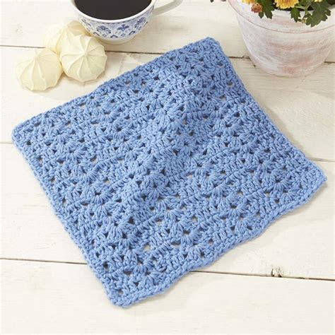 pattern crochet dishcloth roanoke dishcloth free crochet pattern crochet kingdom