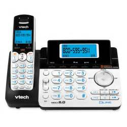cordless speakerphone with answering machine vtech ds6151 ds6151 cordless phone with answering machine