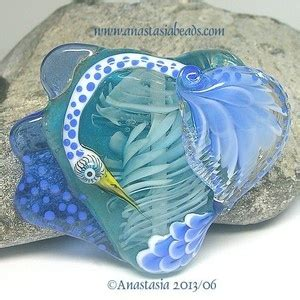 handmade lwork focal bead 149 best glass lwork torch work images on