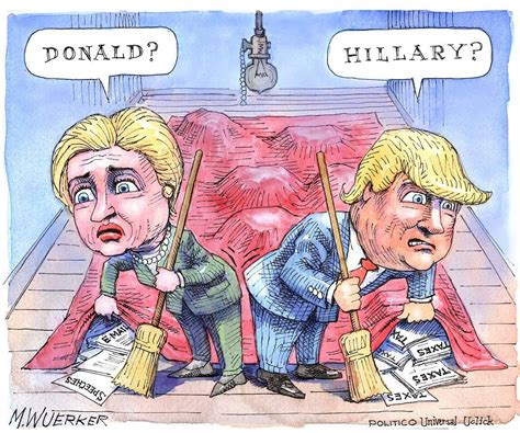 hillary political cartoons comicsdc hillary vs trump cartoon debate